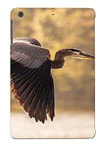 Awesome XDq347cUaDI Graceyou Defender Tpu Hard Case Cover For Ipad Mini/mini 2- Nature Flying Birds Crane