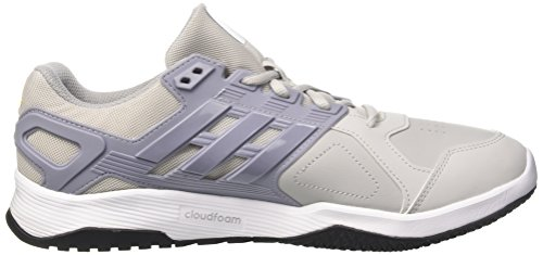Multicolore 8 Ftwr M Trainer Mid Running Homme adidas Grey Duramo F17 de White Grey Two Chaussures S14 RnWxqq84Z