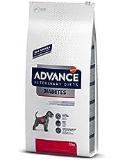 Advance Veterinary Diets Diabetes - Pienso para Perros diabéticos o con Colitis - 12 kg