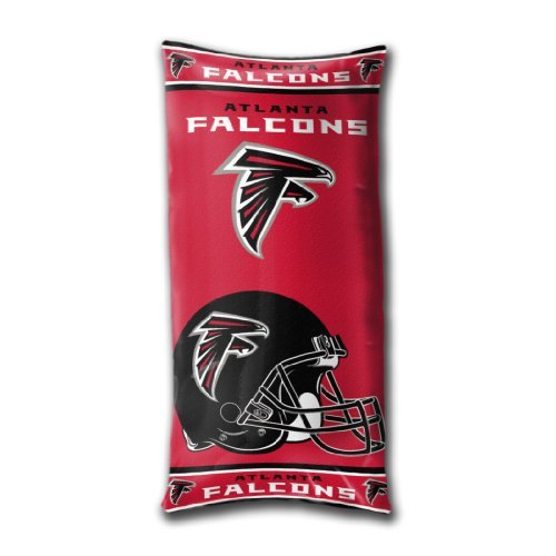 Northwest NFL Atlanta Falcons Foldable Body Pillow Atlanta Falcons Body Pillow