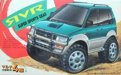 アオシマ 1/32 三菱 RVR スーパースポーツギア マルチ4駆の商品画像