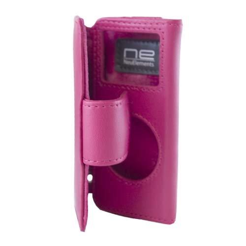 Belkin F8Z058-FF Leather Folio Case for iPod nano 2G 2GB/4GB/8GB (Fuschia)