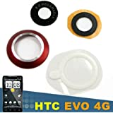 Original Genuine OEM HTC Evo 4G Camera Lens Surrounding Holder Ring Repair Replace Replacement