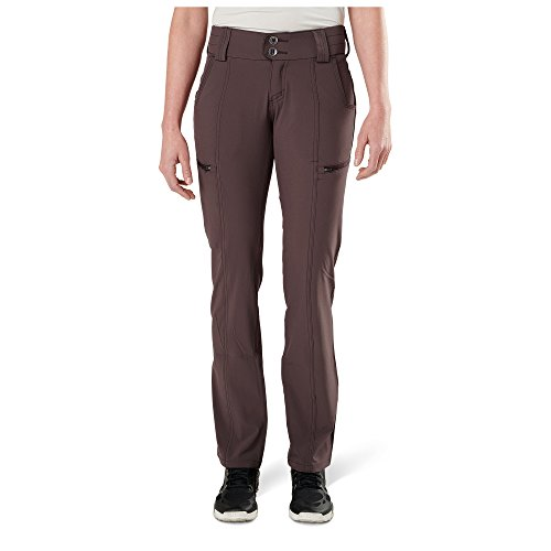 5.11 Women's Mesa Tactical Pants, Style 64417, Raisin, 14 - Raisin Cargo