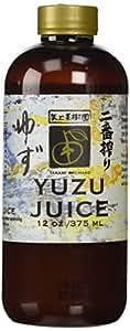 Yakami Orchard 100 % Pure Japanese Yuzu Juice, 12 Ounce