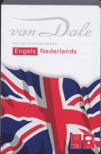 Van dale pocketwoordenboek Engels-Nederlands / druk 1