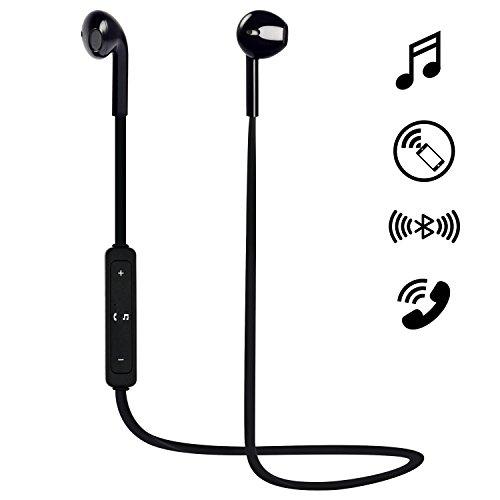 Stereo Earphone Mini V4 Bluetooth Headset(White) - 6