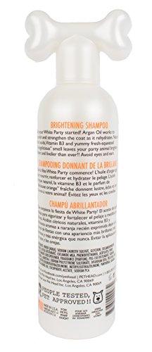 White Party Brightening Shampoo, 12oz Orangelicious 2