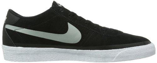 Nike Menns Bruin Sb Premium Se Skatesko Svart / Base Grå / Hvit