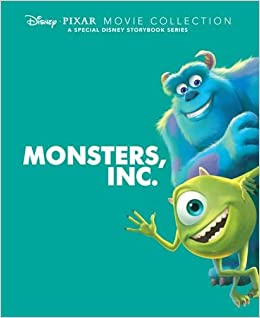 Disney Pixar Movie Collection Monsters Inc A Special Disney Storybook Series 9781472382023 Amazon Com Books