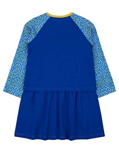 Blaues Shirt Mehrfarbig Mädchen YF18GDR282 Oilily T für Kleid PHPwvx