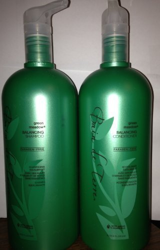 Bain De Terre Green Meadow Shampoo + Conditioner 33.8 Duo