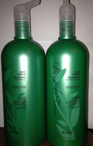 - Bain De Terre Green Meadow Shampoo + Conditioner 33.8 Duo