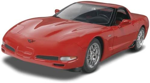 Revell Chevy Corvette Scale Model product image