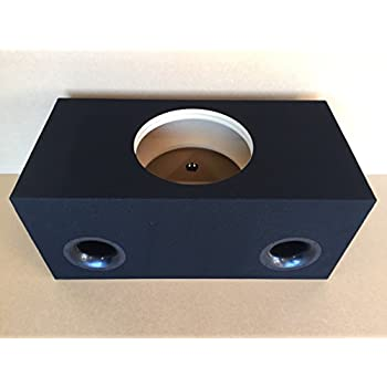 custom ported vented sub box subwoofer. Black Bedroom Furniture Sets. Home Design Ideas