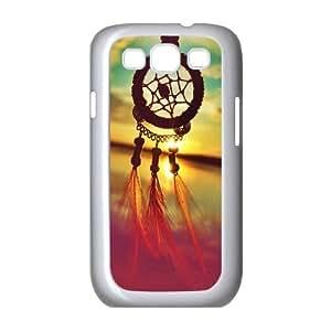 Custom Colorful Case for Samsung Galaxy S3 I9300, Dream Catcher Cover Case - HL-R650414