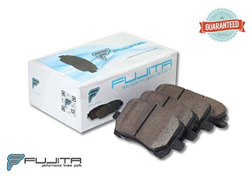 Fujita Brake FB10280 Street Performance Ceramic Brake pad – Chevrolet, Pontiac, Saturn