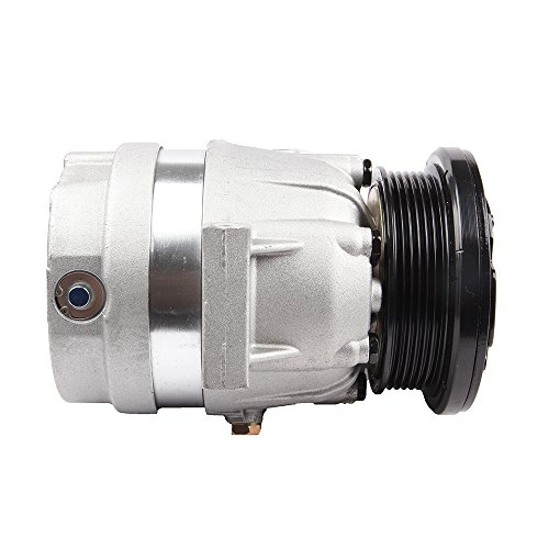 OCPTY CO 20458C A/C Compressor Clutch Assembly Compatible for Buick Century Chevrolet Impala Lumina Venture Pontiac Montana