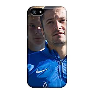 For Iphone 5/5s Protector Case Zenit Midfielder Victor Fayzulin Phone Cover