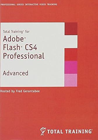 Total Training - Adobe Flash CS4 Advanced (Adobe Cs4 Windows)
