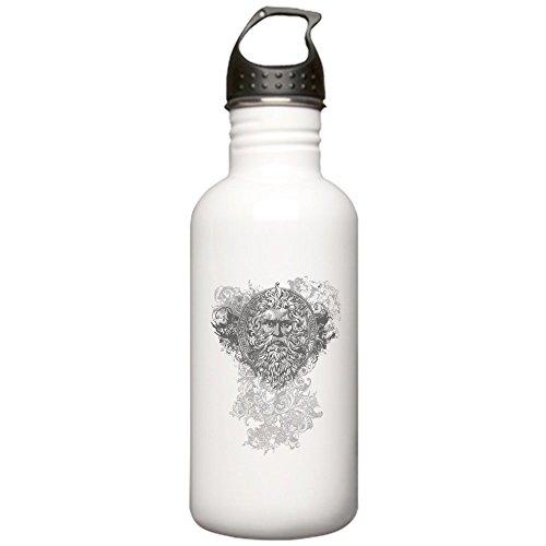 Stainless Water Bottle 1.0L Look Like a Greek God