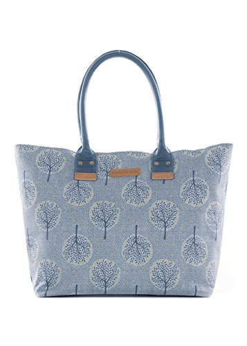 Handbag Women's Trees Large Brakeburn Blue ZUUnTYq7x