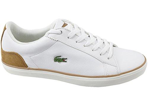 Lacoste Lerond – CAM00742J8 – Color White – Size: 8.5