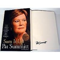 "Pat Summitt signed""Sum It Up"" 1st Edition Hardback Book (Lady Vols/Tennessee…"