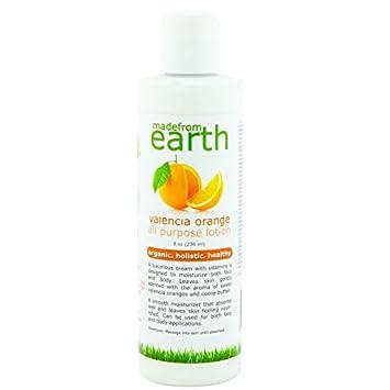 Amazon.com: Valencia Orange Loción – Organic, Integral y ...
