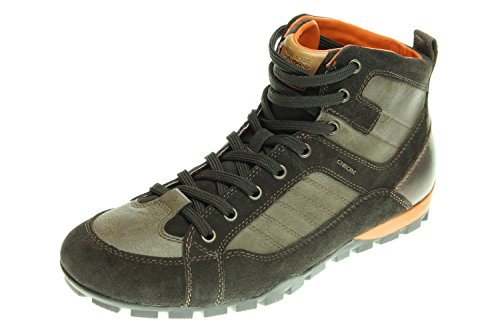 Geox , Chaussures de ville à lacets pour homme boue