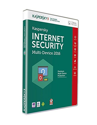 2 opinioni per Kaspersky Lab Internet Security – Multi-Device 2016- antivirus security software