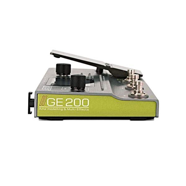 Mooer GE200 Pedaliera Multieffetto per Chitarra