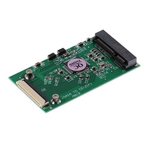 FidgetGear m SSD Hard Drive to 1.8'' 40pin ZIF CE Cable Adapter Converter Module 1.8' Zif Hard Disk