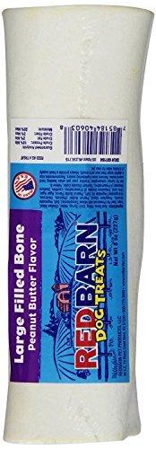 Filled Bone Large Peanut Butter (Pack of 3)