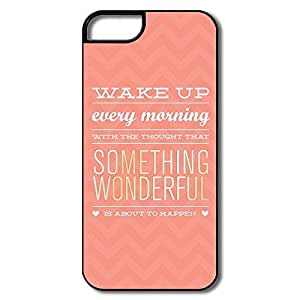 Alice7 Sayings Case For Iphone 5,Cool Iphone 5 Case