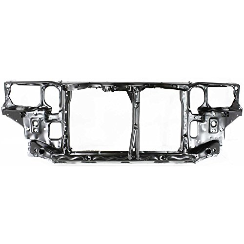 92 93 Honda Accord Radiator - Radiator Support for Honda Accord 90-93 Assembly Black Steel