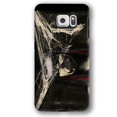 Monster Female Minotaur Scary Halloween Samsung Galaxy S6 Armor Phone Case (Scary Halloween Stores)