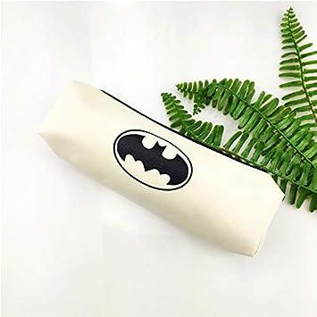 hao145 Bolsa De Lápiz Batman Estuche De Papel De Papelería Papelería Estuche Caja Escuela Modelo De Suministros: Lh000355 ordenanza: Amazon.es: Juguetes y juegos
