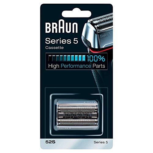 Braun Kombipack 52S Replacement Shear and Blade Blade in Silver For Series - 8000 Braun Foil