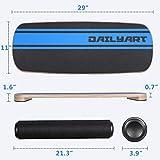 Dailyart Balance Board, Wooden Balance Board