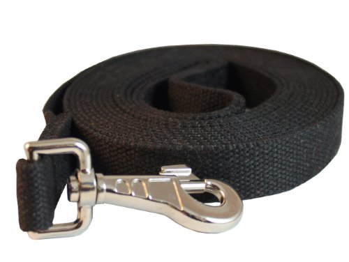 Leash Cotton Training Swivel Locking product image
