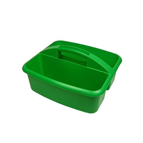 ROMANOFF PRODUCTS LARGE UTILITY CADDY GREEN (Set of 12) by Romanoff (Image #1)