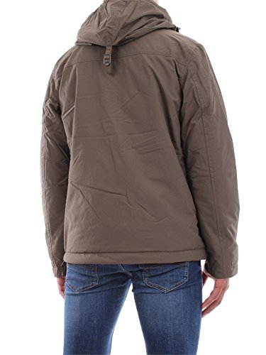 A Grey Rainforest Jacket Men's Napapijri Winter t1qXxwHUgn