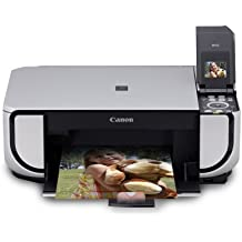 Canon Pixma MP520 Photo All-On-One Inkjet Printer (2178B002)