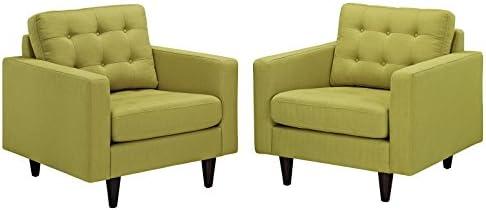 Blackjack Furniture 982 Anderson Collection Leather Match Upholstered Modern Living Room, Den Loveseat, Black