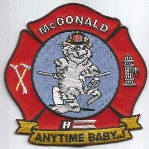 McDonald Fire