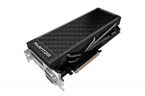 Gainward GTX 770 Phantom 4GB - Tarjeta gráfica (CUDA, Full HD, PhysX, Versión DirectX: 11.1, Versión OpenGL: 4.3, Versión Shader Model: 5.0)
