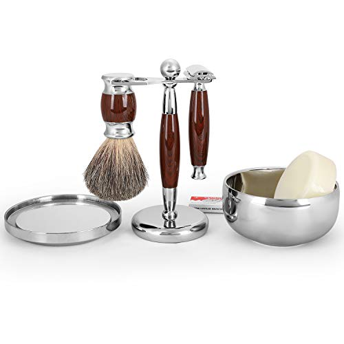 Youngster Age Luxury Shaving