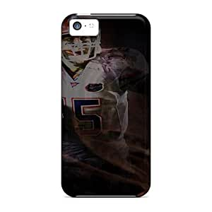 Iphone 5c RBQ19516qoUc Provide Private Custom Nice Denver Broncos Pattern Durable Hard Phone Cover -PhilHolmes