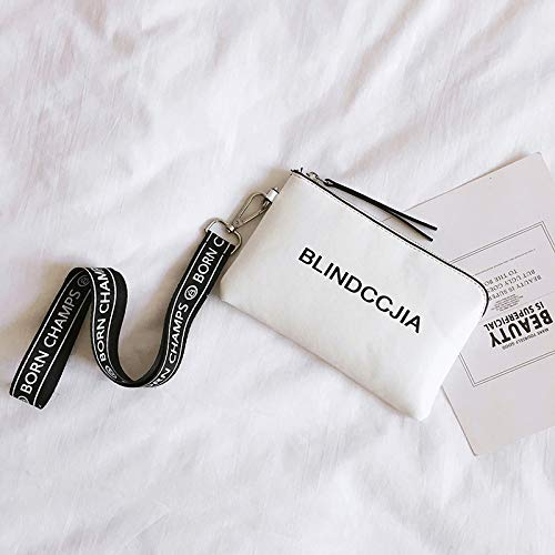 épaule Sauvage la Blanc en bandoulière Version Portable Sac nbsp;Chao WSLMHH de téléphone de coréenne personnalité Mode YFUxqx7